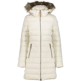 Icepeak Ep Addison Parka Kobiety, natural white